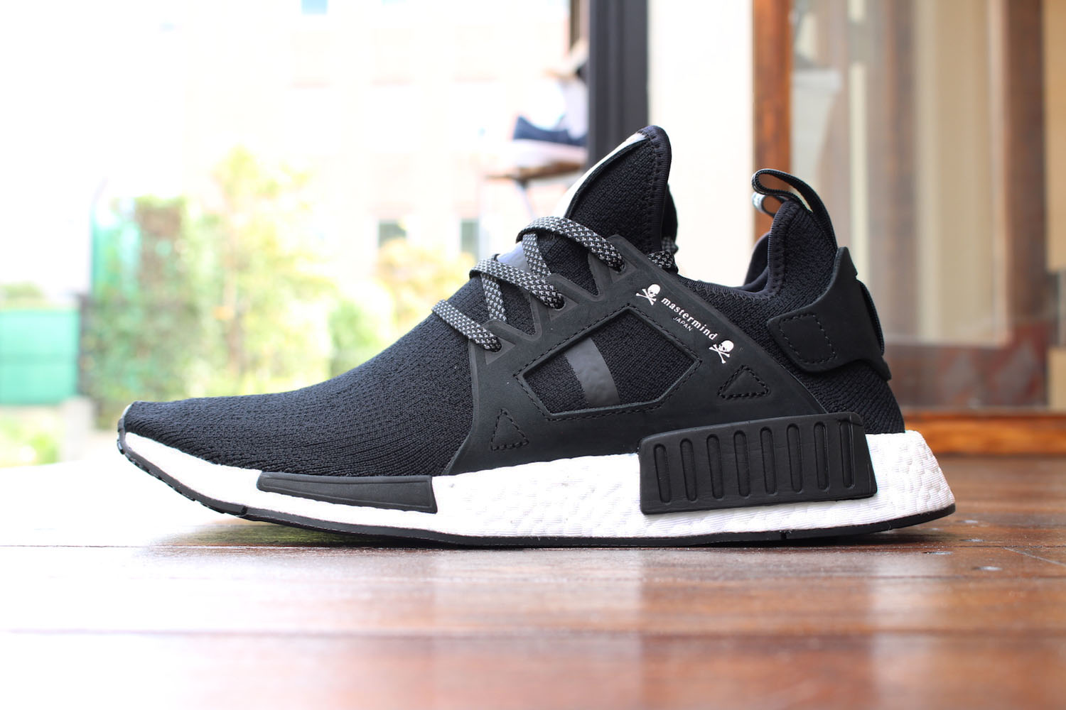 NMD XR1 Triple Black Review