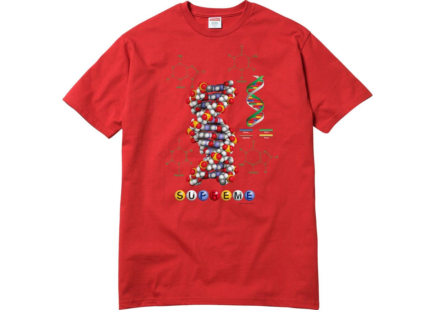 画像1: SUPREME DNA TEE | シュプリーム ディーエヌエー Tシャツ (1)
