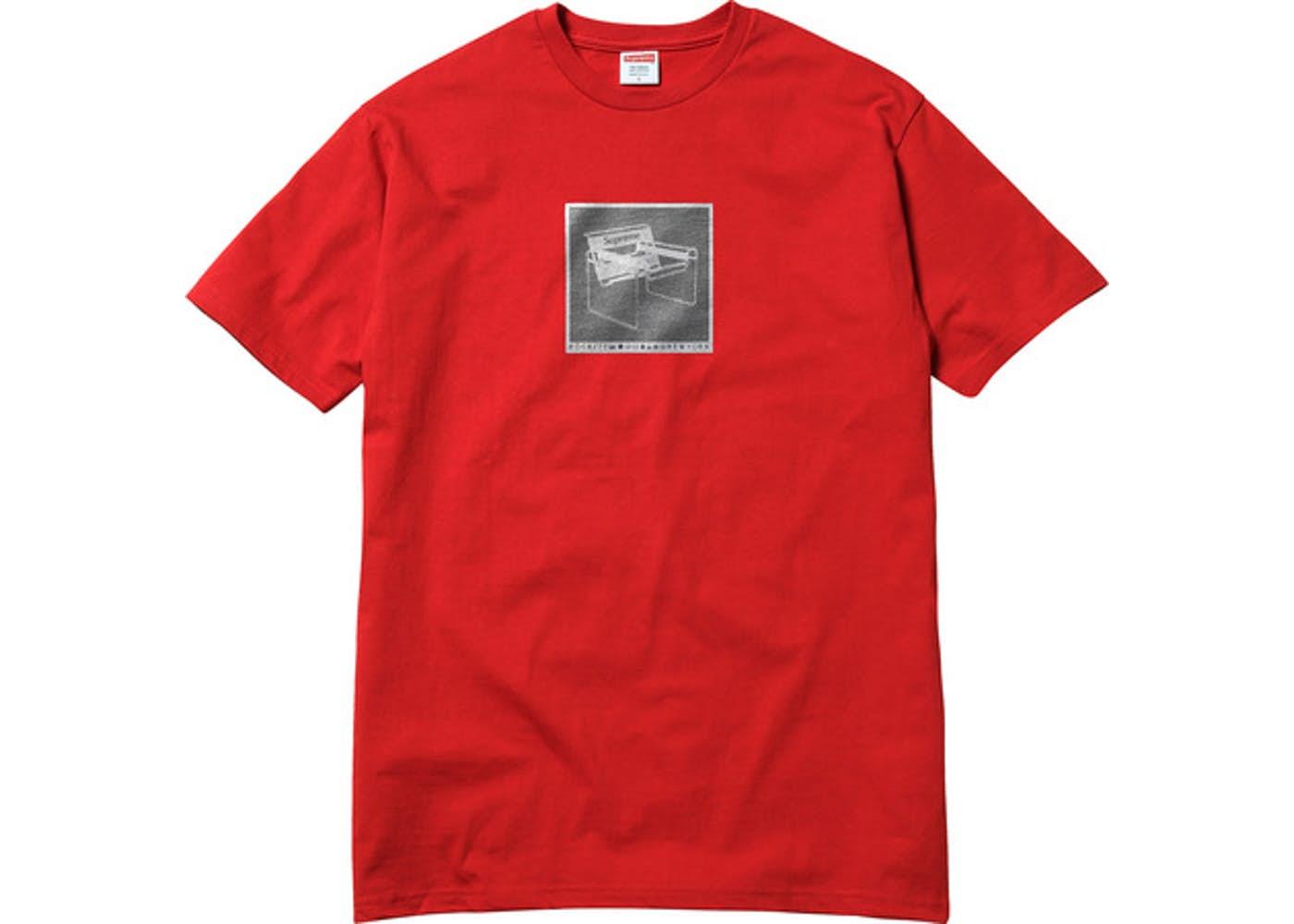 画像1: SUPREME CHAIR TEE | シュプリーム チェア Tシャツ (1)