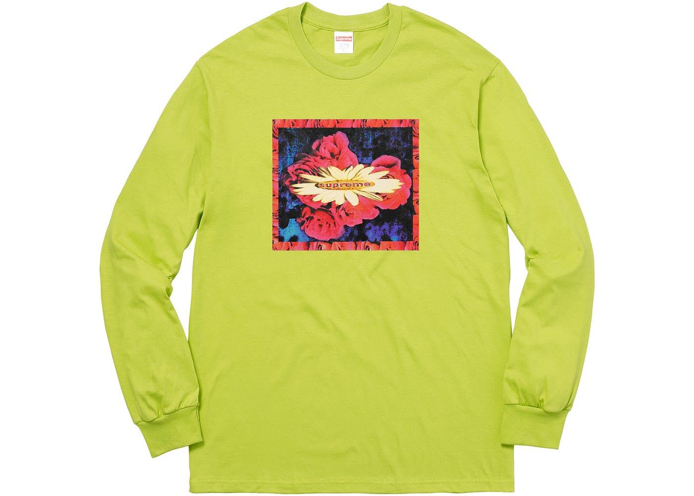 画像1: SUPREME BLOOM L/S TEE | シュプリーム ブルーム L/S Tシャツ (1)