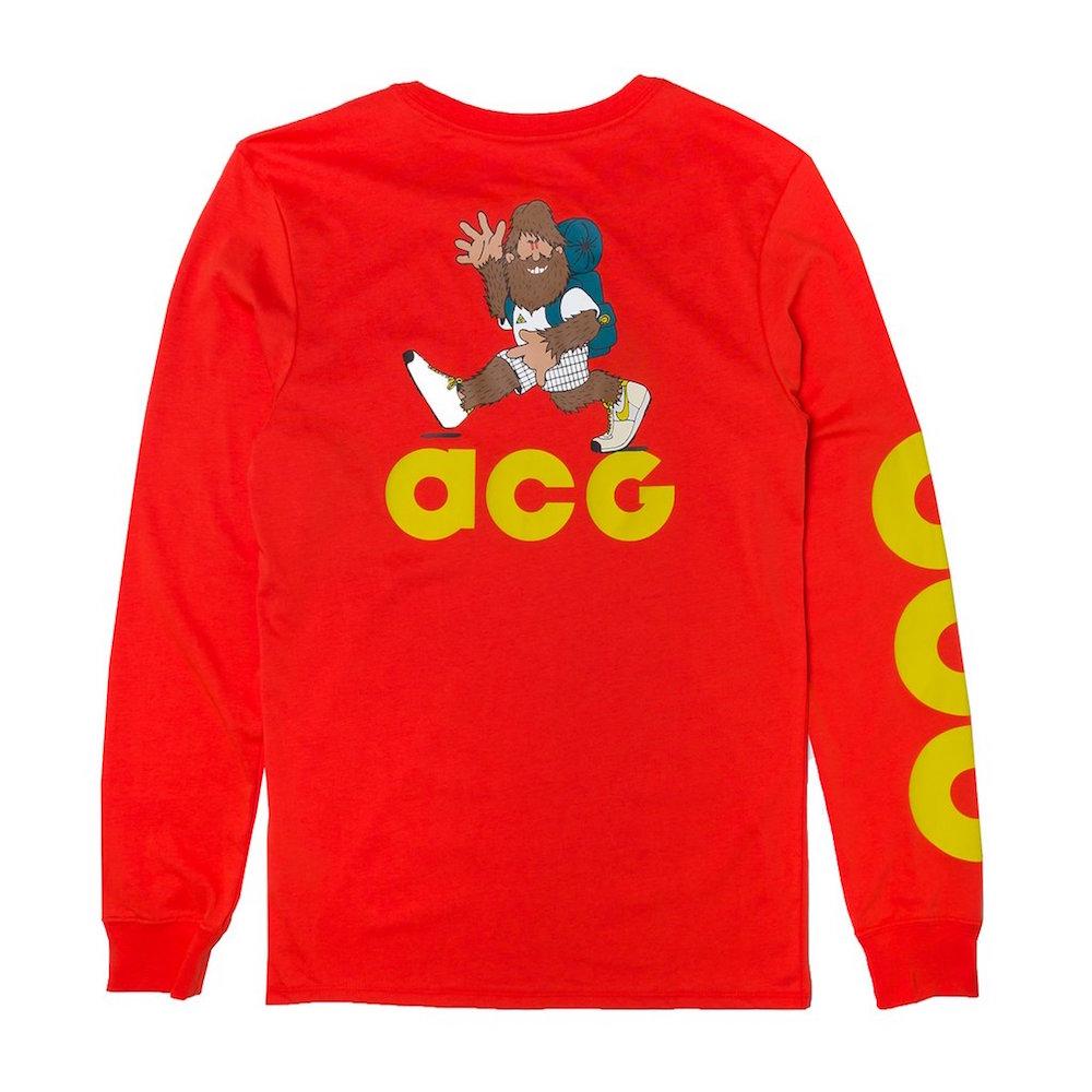画像1: NIKE ACG LONG SLEEVE TEE | ナイキ ACG ロングスリーブ Tシャツ (1)