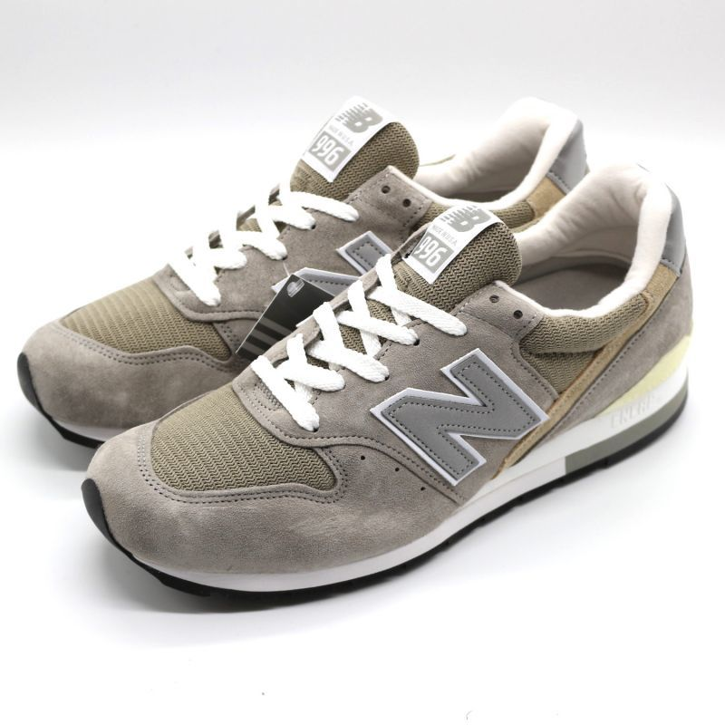 "画像1: NEW BALANCE M996GY ""MADE IN USA"" 