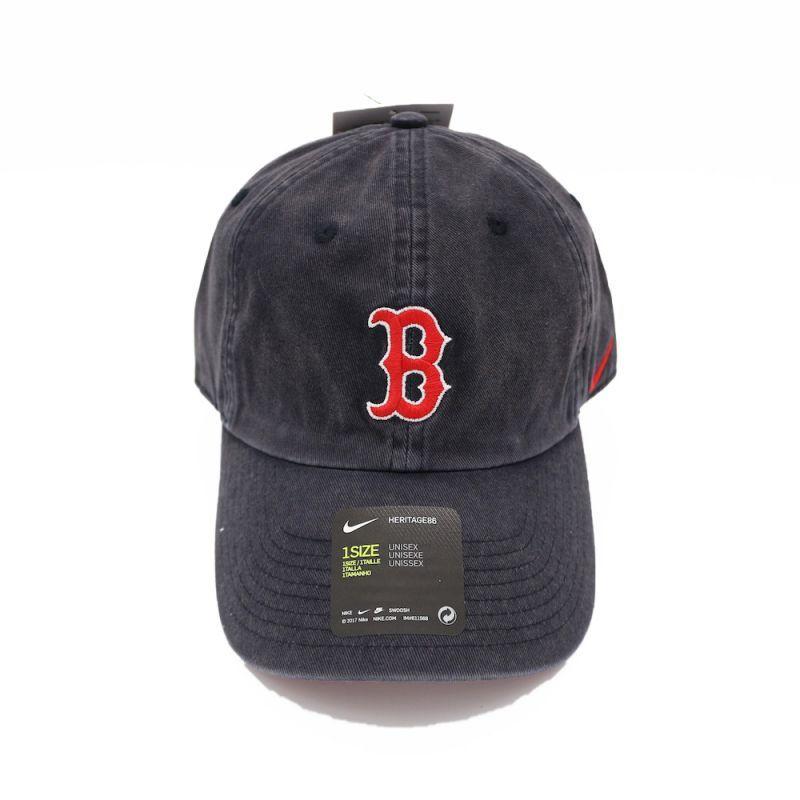 画像1: NIKE X BOSTON REDSOX H86 CAP | ナイキ X ボストン レッドソックス H86 キャップ (1)